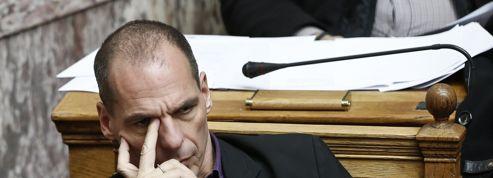 Confusion autour du vrai faux doigt d'honneur de Yanis Varoufakis