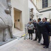 François Hollande charge le Louvre d'une mission en Irak