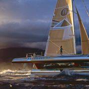 Sur les traces de Pierre 1er, l'ancien bateau de Florence Arthaud
