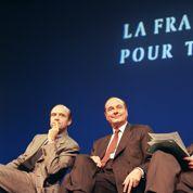 Les confidences de Jean-Louis Debré sur Jacques Chirac