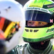 Le fils de Schumacher dans le décor pour ses débuts en Formule 4