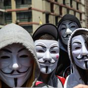 Sur Twitter, la lutte un peu vaine d'Anonymous contre l'État islamique