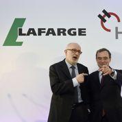 Lafarge-Holcim : Lafont refuse «les manoeuvres de bas étage»