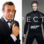 Smocking ou col roulé, James Bond dans tous ses états