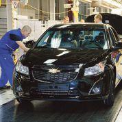 Les constructeurs auto face à l'effondrement du marché russe