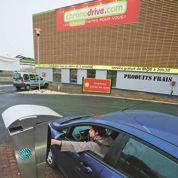 Chronodrive, filiale d'Auchan, innove pour sortir de l'ornière