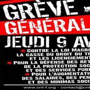 La CNT, syndicat anarcho révolutionnaire, appelle à la grève générale