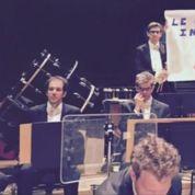L'Orchestre Philharmonique de Radio France a joué devant une salle vide