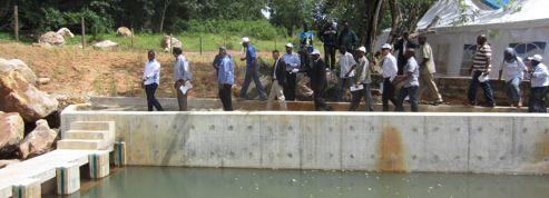Au Kenya, la France agit contre la pénurie d'eau potable