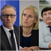 Départementales : les ministres candidats arrivent en tête