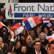 Poussée du FN et bons scores de la droite en une de la presse régionale