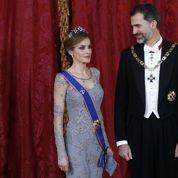Philippe VI et l'Espagne de 2015
