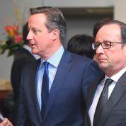 La nouvelle charge de Cameron contre la politique économique de la France