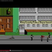The Walking Dead en version jeu vidéo 8-Bit