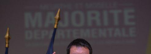L'offensive de Manuel Valls contre le «ni-ni» de Nicolas Sarkozy