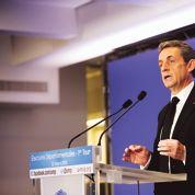 L'UMP de Nicolas Sarkozy remporte la victoire