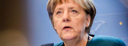 Angela Merkel, une vraie gueule de cinéma