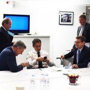 Départementales : Sarkozy ne veut «rien lâcher» face au FN
