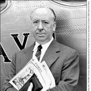 La quiche lorraine selon Alfred Hitchcock