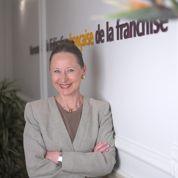 Chantal Zimmer :«La franchise se porte bien»