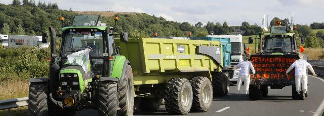 Colère des éleveurs : «on va maintenir la pression tout l'été»