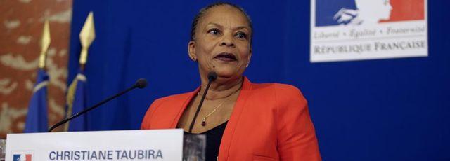 Taubira: «Je quitte le gouvernement sur un désaccord politique majeur»