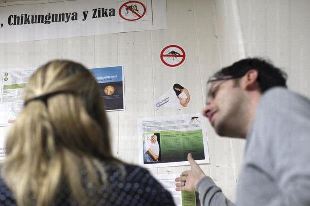 Devant les risques de malformations congénitales, plusieurs pays d'Amérique latine et centrale ont demandé aux femmes de reporter leur projet de grossesse.