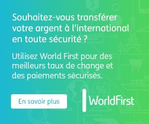 Transfert d'argent à l'international, moins cher, rapide et sécurisé