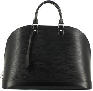 b3cba60401 Sac iconique de la maison Louis Vuitton, le sac Alma voit le jour en 1934.  Cette pièce très parisienne doit son nom à la fameuse place de l'Alma et  son ...