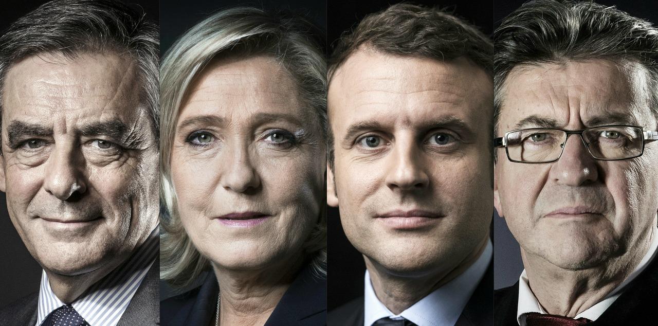 EN DIRECT - Résultats élection présidentielle : Macron et Le Pen qualifiés