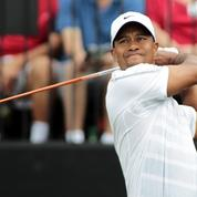 WGC-Cadillac : Tiger Woods prend le large