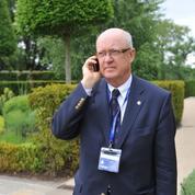 Jean-Lou Charon, le nouveau patron du golf français