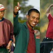 Tiger Woods, la légende du Masters