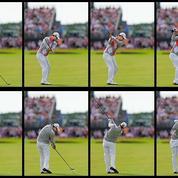Swing séquence Adam Scott