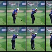 Swing séquence Tiger Woods