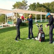 Coaching de champions au Sophia Country Club