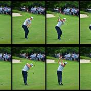 Swing séquence Justin Rose
