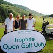 Trophée Open Golf Club 2013 Golf d'Ammerschwihr le 7 juillet 2013 : Les résultats