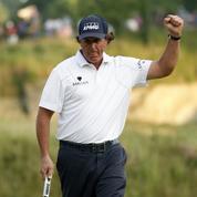 Scottish Open : Phil Mickelson dompte enfin un links avec Grace
