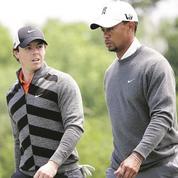 British Open : Woods et McIlroy en reconquête