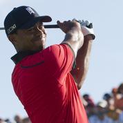 Deutsche Bank : Tiger Woods au travail malgré un dos problématique