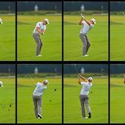 Swing séquence Henrik Stenson
