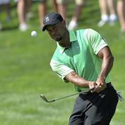 Quicken Loans National : Chalmers en leader. Tiger Woods en difficulté !