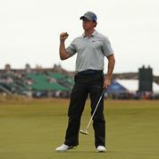 British Open : McIlroy, la légende est en marche