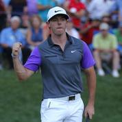 PGA Championship : Fantastique McIlroy !