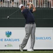 The Barclays: Et Bo Van Pelt sortit ses ailes