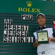Rolex Trophy, Byeong-Hun An devant Benjamin Hébert