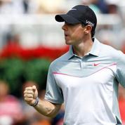 Tour Championship: Rory McIlroy revient sur Billy Horschel