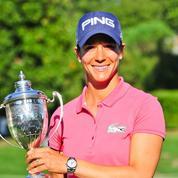 Azahara Munoz conserve son titre à l'Open de France