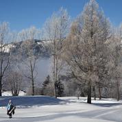 La BMW Winter Golf en images